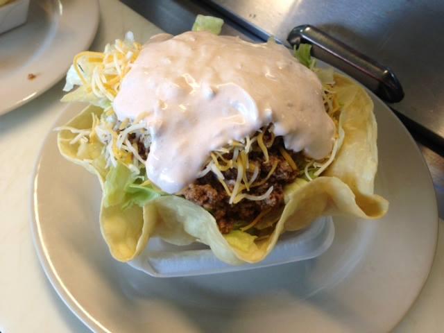 Fresh Taco Salad